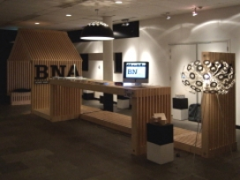 BNA Stand